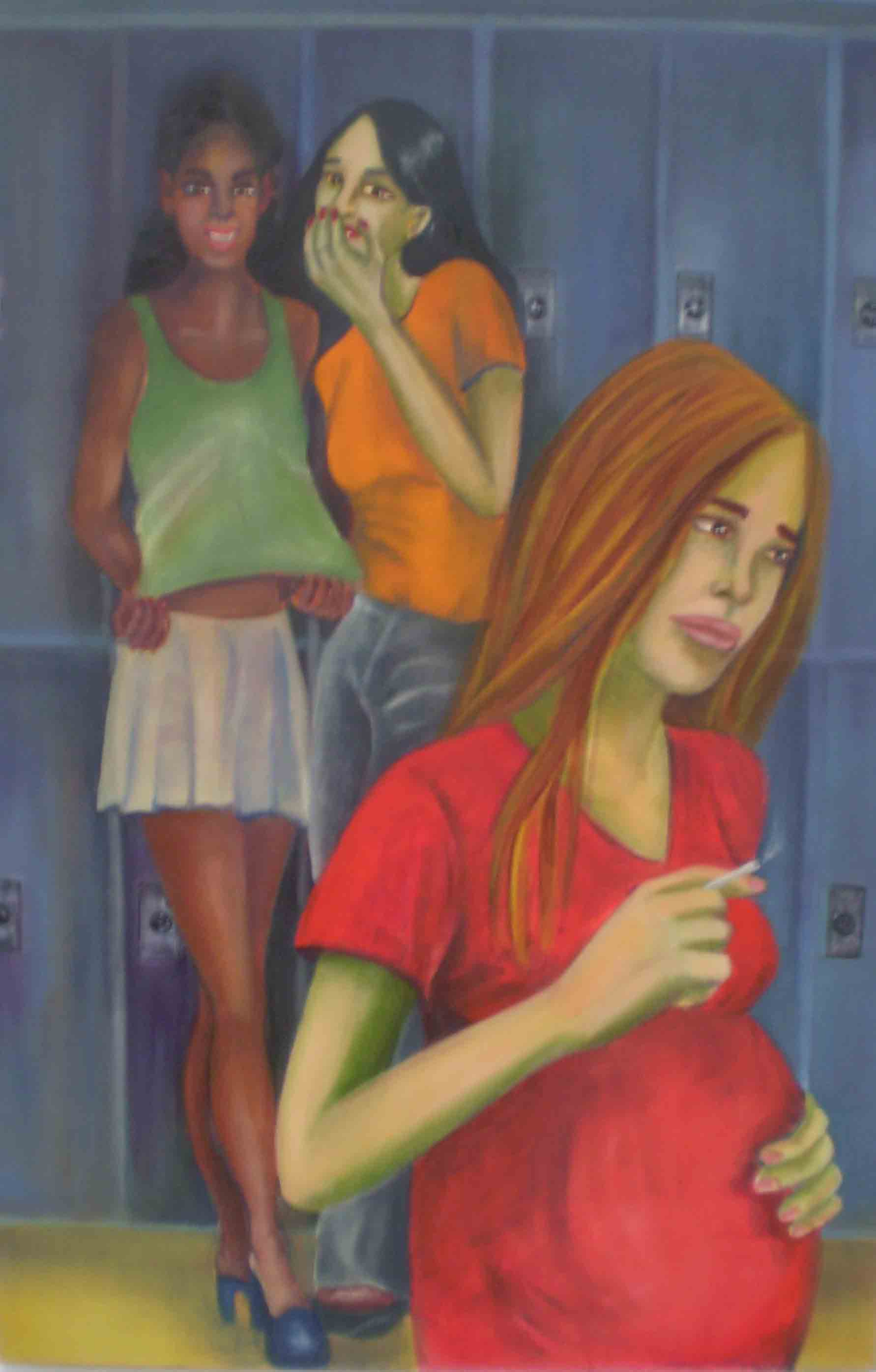 teen age pregnancy social issue Most teenage mothers go through psychological issues in the form of denial, guilt and narcissism read about them in detail to cope with them better.